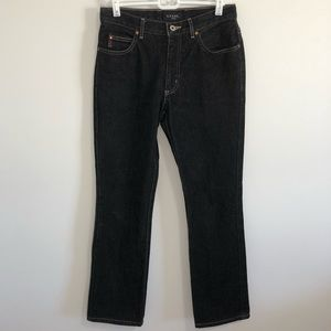 Guess black denim jeans size 27